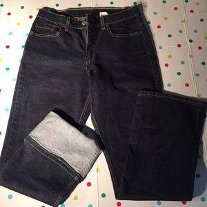 3/$30 EUC Levi's 515 jeans boot cut 10 tall?